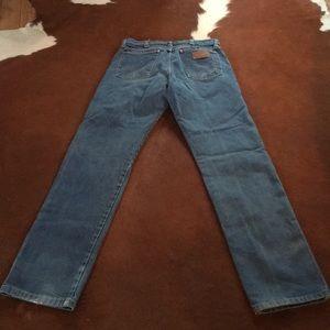 Original wrangler jeans